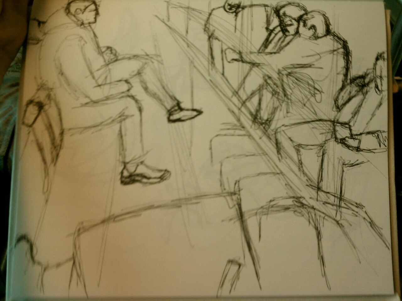Working out how to do gesture work. I'm not sure how great this is but it looked roughly like people last time I checked