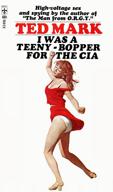 I Was a Teeny-Bopper for the CIA via McClaverty on Flickr.