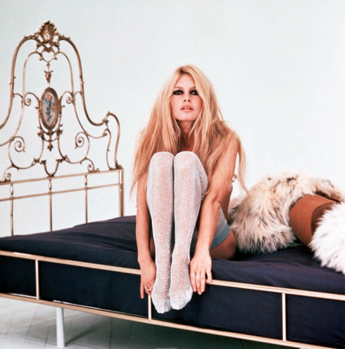 My all time favorite movie icon: Brigitte Bardot.