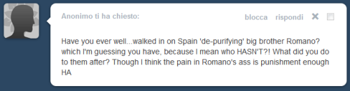 askvaticancity:   What was I supposed to do…? I probably laughed a lot. Ahahah.
