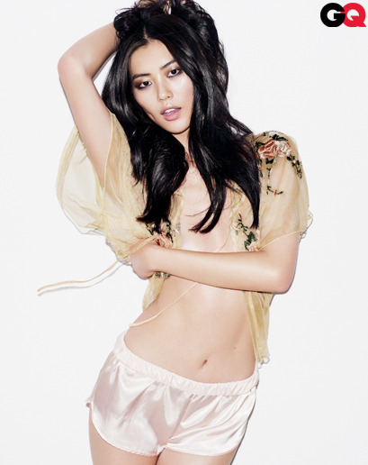 GQ's 2012 Lust List: Liu Wen She's the first Chinese model to walk the runway for Victoria's Secret; first Asian model to be a face for Estée Lauder; breaks boundaries wherever she plants a Louboutin, basically. Also: stunningly versatile; can do girl- next-door hot, weird-Björkish hot, mysterious-Wong-Kar-Wai-heroine hot, just-me-and-my-Chucks-and-my-cell-phone street-candid hot, etc. All of which explains why we included her on our 2012 Lust List. Mostly, though, it's because we can't stop staring at her. Pretty simple criteria, really. [Photographs by Matt Irwin]