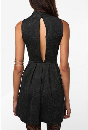 A little twist on the LBD!