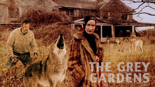 The Grey Gardens Suggested by Trey Kirchoff