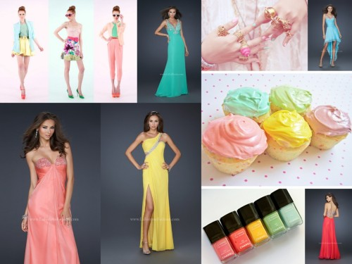 Spring has sprung at La Femme Fashion, are you ready? Grab your Spring 2012 essentials at La Femme