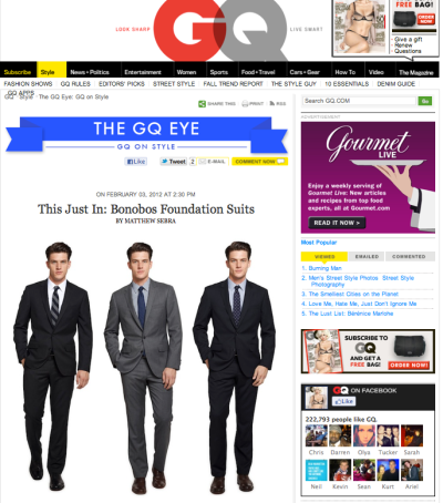 BNBS on GQ y'all!!!