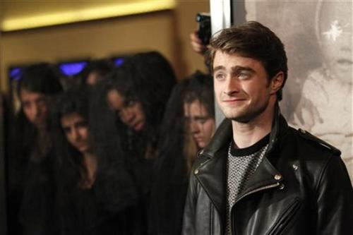 "I KNEW there was something about Daniel Radcliffe that I loved. Turns out, it's our love for going into work drunk. I mean… I don't do that. reuters:  ""I can honestly say I never drank at work on 'Harry Potter.' I went into work still drunk, but I never drank at work. I can point to many scenes where I'm just gone. Dead behind the eyes."" Read more: Daniel Radcliffe admits being drunk during ""Harry Potter"" scenes"