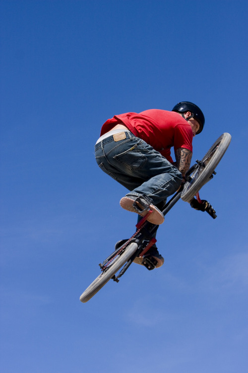 """BMX EXTREME THING"" by Domain Barnyard on Flickr"