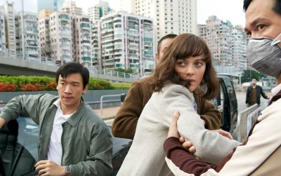 Short Review: Contagion Contagion was a good film from one of my favorite directors.  It boasted pretty amazing performances and the cinematography was perfect.  However, the story felt a bit rushed and might have benefited from a longer run time or even extended over a season of TV.
