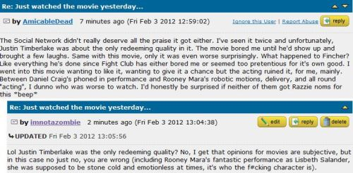 Talking to Idiots on IMDB volume V