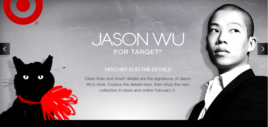 Fashion designer jason wu is launching a new for Jason wu fashion designer