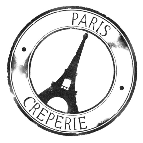 Logo Redesign // Paris Creperie