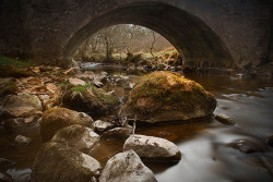 Craigallian Bridge by BoboftheGlen on Flickr.