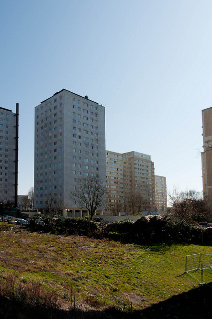 Outlying: Clichy-sous-Bois on Flickr. © Will Crabb