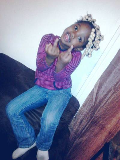 my bad lil girl …