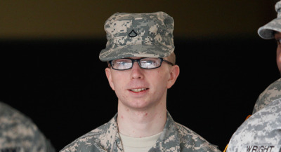 "occupyallstreets:  BREAKING: Bradley Manning WILL be sent to a military tribunal for a court martial The commander of the Military District of Washington has ordered a court-martial for Pfc. Bradley E. Manning, the former intelligence analyst accused of giving hundreds of thousands of classified documents to the anti-secrecy group WikiLeaks. Maj. Gen. Michael S. Linnington made the decision Friday after reviewing testimony and arguments from a preliminary hearing at Fort Meade in December, officials said. There was no word on whether the as-yet-unscheduled court-martial would also be held at Fort Meade, one of three installations within the military district equipped to host such a proceeding. Manning, 24, is charged with aiding the enemy and violating the Espionage Act. If convicted, he could be sentenced to life in prison. During his detention, his case became a cause celebre among anti-war activists, who say the footage of the 2007 Apache helicopter attack that he is alleged to have released appears to show evidence of a war crime. The attack in Baghdad left 12 dead, including a Reuters journalist and his driver. In the video, released by WikiLeaks as ""Collateral Murder,"" the American helicopter crew can be heard laughing and referring to Iraqis as ""dead bastards."" Manning's supporters say whoever released the footage is a hero who should be protected as a whistle-blower. Source"