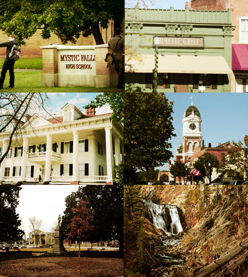 Welcome to Mystic Falls.. The town of Mystic Falls appears to be a boring one, but it is in fact a hub for supernatural activity. As the birth place of the Original vampires and once inhabited by werewolves, it is now home to the second doppelganger and the drama that surrounds her presence. Months ago, the curse on Klaus was broken and, by sacrificing Jenna and Jules, the hybrid species was officially created. By draining her birth father's life force, Elena was revived. However, Damon was bitten by Tyler while trying to stop Klaus, and Stefan was forced to leave town with Klaus in exchange for the blood which, delivered by Katherine, would save his brother's life. Since Stefan left town, things have hardly returned to normal. Elena and Damon have been growing closer while Stefan, becoming the Ripper once again, pushes everyone away. Ghosts appeared around town, teasing Jeremy and Matt with past loved ones and ultimately causing the end of Jeremy and Bonnie's relationship. Caroline and Tyler have had their ups and downs, not only in their love life but also with their parents. Alaric is still grieving Jenna, though he seems to be on the road to moving on with the mysterious Dr. Fell. Finally, the entire Original family is in town, along with a brief appearance by the hybrids, though half of the family is still residing in coffins.. Since using Mikael failed to kill Klaus, Stefan has stolen the coffins to take revenge on Klaus. And in other original news, Tatia, the original Petrova is back in town, bound to create a new love triangle between her, Klaus and Elijah. And to top it all off, Katherine has dared to stick around and cause trouble so long as she can fly under Klaus' radar. ALL ROLES | PREMISE | RULES | APPLY