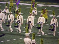 Carolina Crown Drumline 2009. Favorite line.