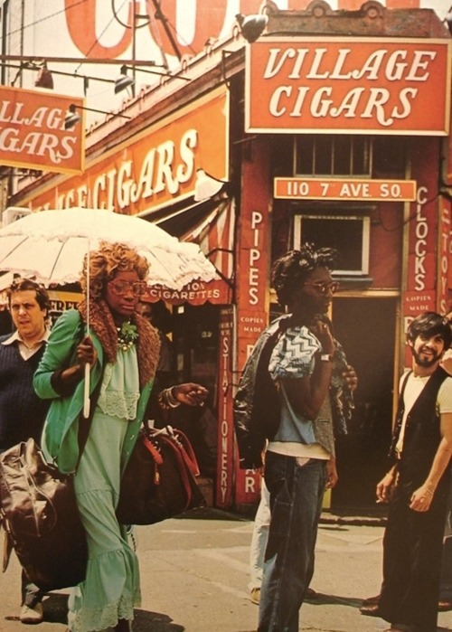 superseventies:  New York City, 1970s.