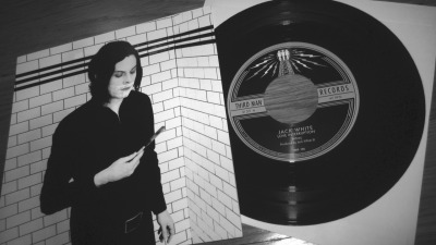 "Jack White - ""Love Interruption"" 7"" Single"