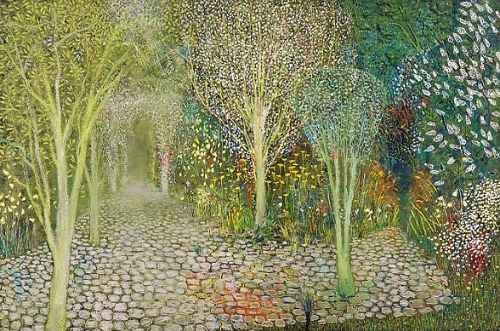 Richard Cartwright The Patio Garden 2011