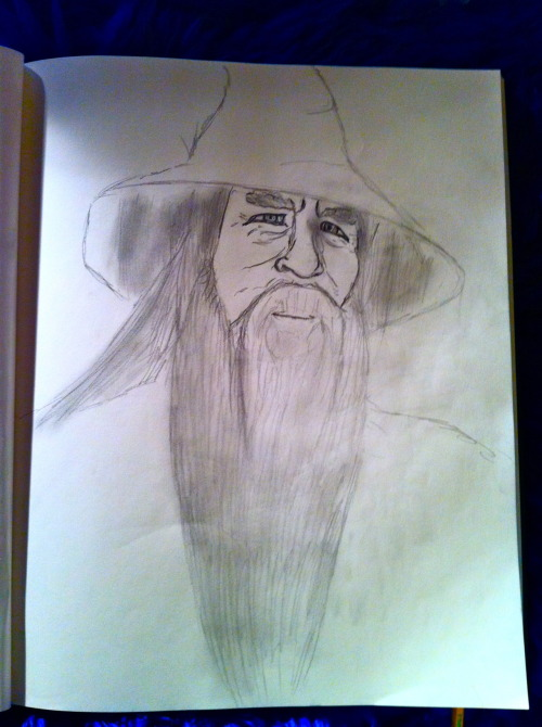 my incomplete gandalf