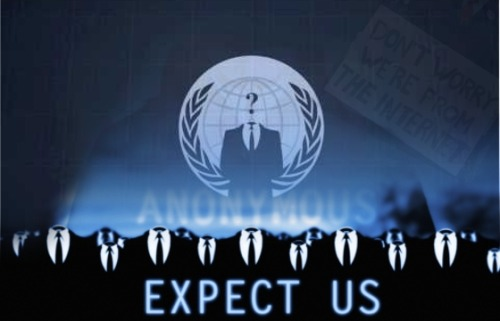 "Anonymous Hacks FBI  |  Icing on 'delicious caek' ""You've angered the hive""  