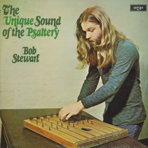 Bob Stewart - The Unique sound of the Psaltery