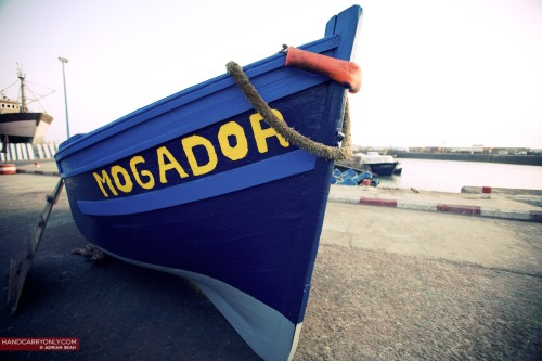 Mogador is the Portugese name