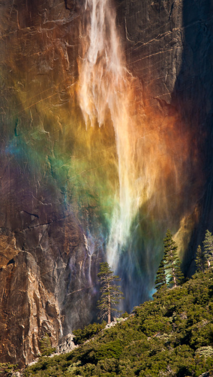 Photographer Michael Kristev ~ Rainbow Falls