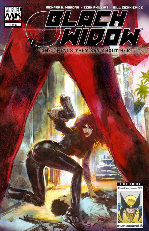 Comic book covers should not be a gun away from looking like a porn movie poster.