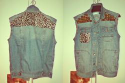 customized vest!