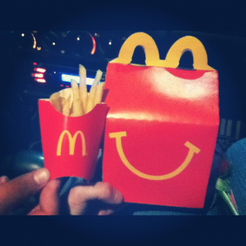 """happy meal"""