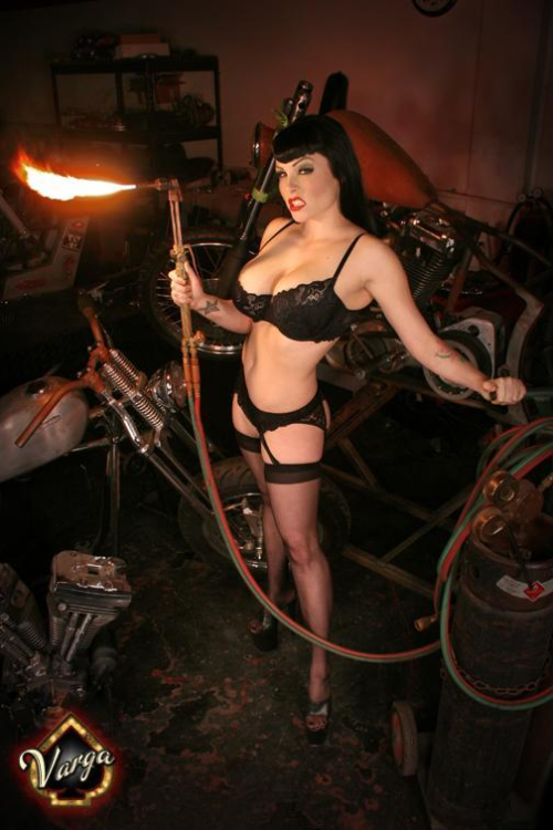 We need more women like this in the welding industry
