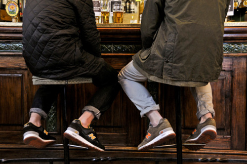 love, photography, sneakers, new balance, denim, beer, pub and england……