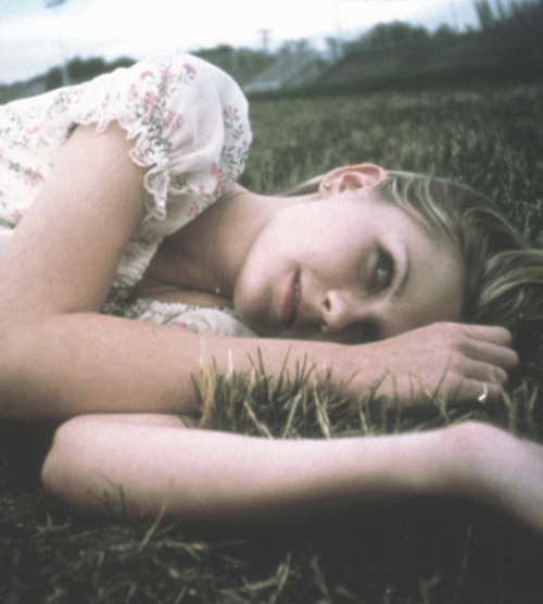 kirsten dunst in the virgin suicides directed by sofia coppola