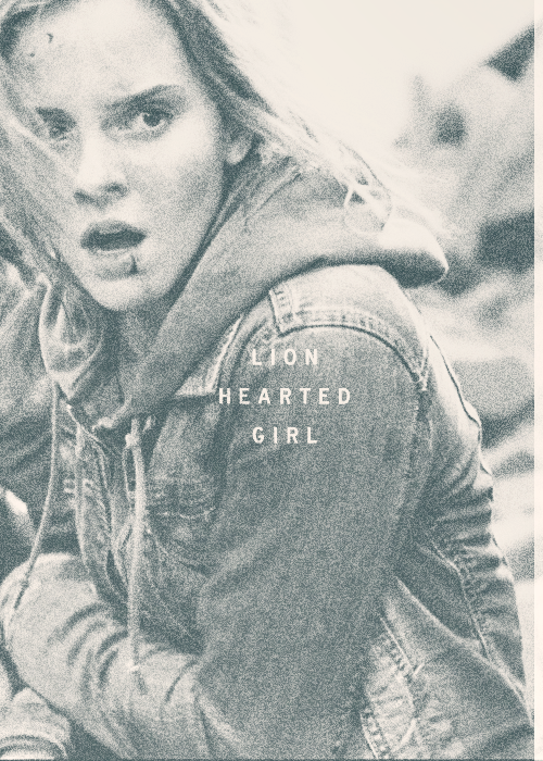 the-absolute-best-posts:  lion hearted girl Follow this blog, you will love it on your dashboard