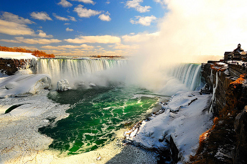 c-h-a-o-s:  The Niagara falls, Toronto, Ontario (by Bayar's Photo Mongolia)