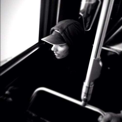 Day 4-stranger #febphotoaday #iphoneography #instagood #instagram #commute #newyorkcity #nyc #stranger (Taken with instagram)