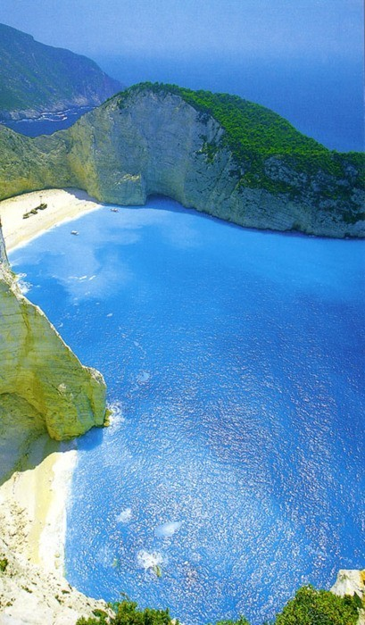 bluepueblo:  Zakynthos, Ionian Island, Greece photo via cora