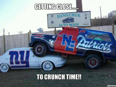 lolpats:  GETTING CLOSE TO CRUNCH TIME (rockin submishun by Dorothy Karsay)