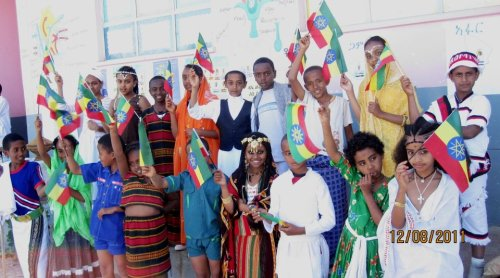 Unity in Diversity. Ethiopian Beauty. :)