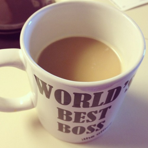 Chai time!😍 (Taken with instagram)