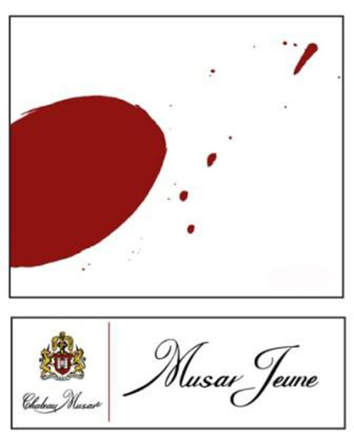 "Come try our newest wine, from Lebanon.  The Jeune Rouge is a ""second"" label from Bekaa Valley stalwart, Chateau Musar. The Hochnar family behind Musar make""(u)nique wines from an ancient tradition"".  The Bekaa Valley has seen grape cultivation for ages, and its wines were commercially imported to Damascus and Baghdad already in the 18th century B.C. The Jeune Rouge (2009) is a ruby-red blend of 60% Cinsault, 20% Cabernet Sauvignan, and 20% Syrah that is made for drinking now.  It has flavors of fresh cherries, strawberries, and raspberries that are fresh and flavorful. The wine is silky and elegant in the mouth."