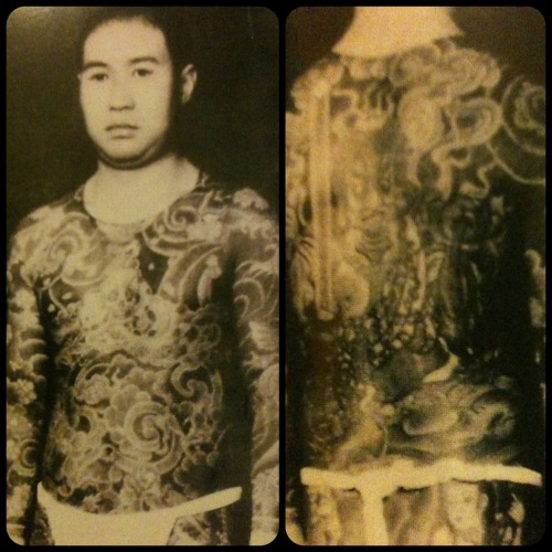 needtobeinked:  Great Master Horiyoshi I, Yokohama