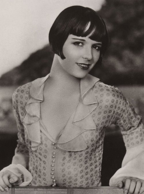 vintalgia:  Louise Brooks, 1920s