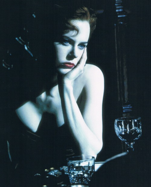 fullmoonpill:  Nicole Kidman as Satine. Moulin Rouge! (2001)
