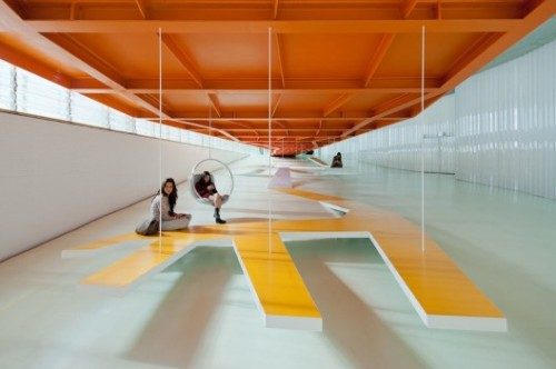 simplypi:  Auditorium in Cartagena / Selgas Cano