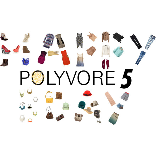 Happy 5th Birthday Polyvore! by reneepedigo featuring a chain link necklaceJason Wu glamorous dress, £1,815Julien Macdonald short ruffled dress, £735Matthew Williamson evening party dress, £495Manoush ruched dress, £272Equipment loose shirt, $329Sequin tank top, $325Tory Burch silk top, £295Proenza Schouler striped top, €237Balmain jacket, $5,760Drape jacket, $2,815Marni double breasted leather jacket, $2,525Derek Lam short jacket, $1,499Plum jacketMissoni knit skirt, £191Rachel Zoe slit skirt, $605McQ by Alexander McQueen ankle length jeans, $415Oasis sailor jeans, $95Mango cropped jeans, £40Monsoon striped skirt, £35Maison Martin Margiela stacked heel, $855Finsk high heel shoes, $500RAPHAEL YOUNG platform wedge shoes, £186Topshop peep toe shoes, $170Jessica Simpson ankle strap heels, $110River Island pink wedge, £80Shoes, £30Balmain clutch handbag, €2.050Mulberry bag, $895Fendi shoulder handbag, €753Steve Madden suede handbag, $138ASOS leather backpack bag, $68Chanel gold bib necklaceLanvin chain link necklace, $1,450Vera Wang pearl jewelry, $599Suzanna Dai ivory jewelry, $470Amrita Singh antique gold jewelry, $250Sheila Fajl gold plated jewelry, $248Gold plated jewelry, $30Miss Selfridge knit beanie hat, $5J by Jasper Conran oversized hat, £16Jane Norman knit hat, €5Betsey Johnson trapper hatHat