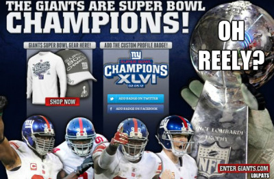 lolpats:  THE GIANTS (SAY) THEY HAZ WON THE SUPER BOWL!!!