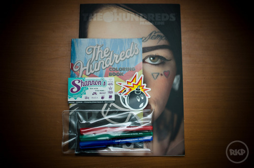 The Hundreds Magazine  on Flickr.Shout out to Shannons Street Waves for The Hundreds Magazine. Who said print is dead? Support your locals.